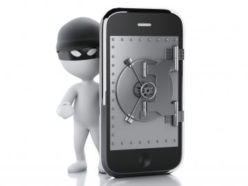 Phone hack
