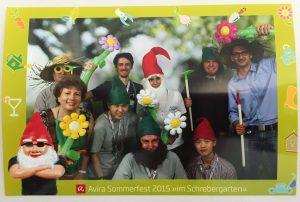 Garden Party Photo