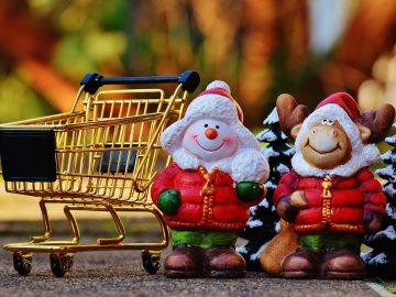 achats de Noel
