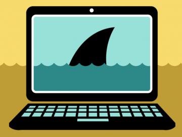 illustration malware