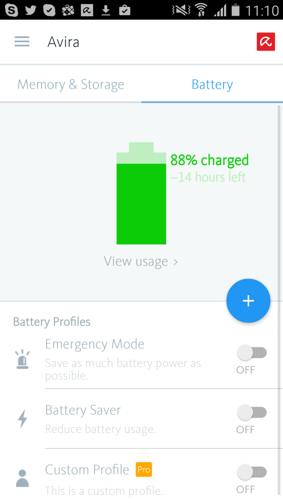 Android Optimizer screenshot