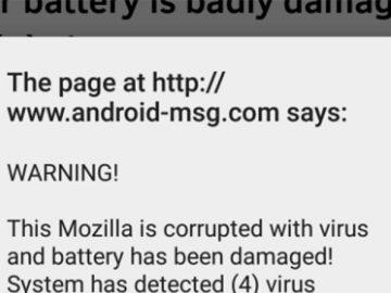Battery Virus