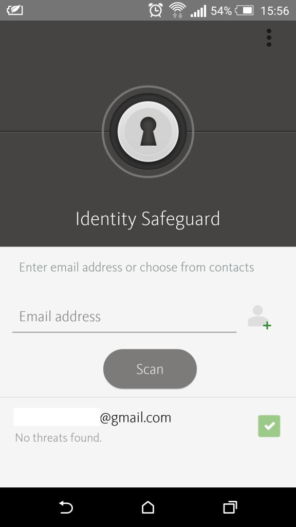 Identity Safeguard