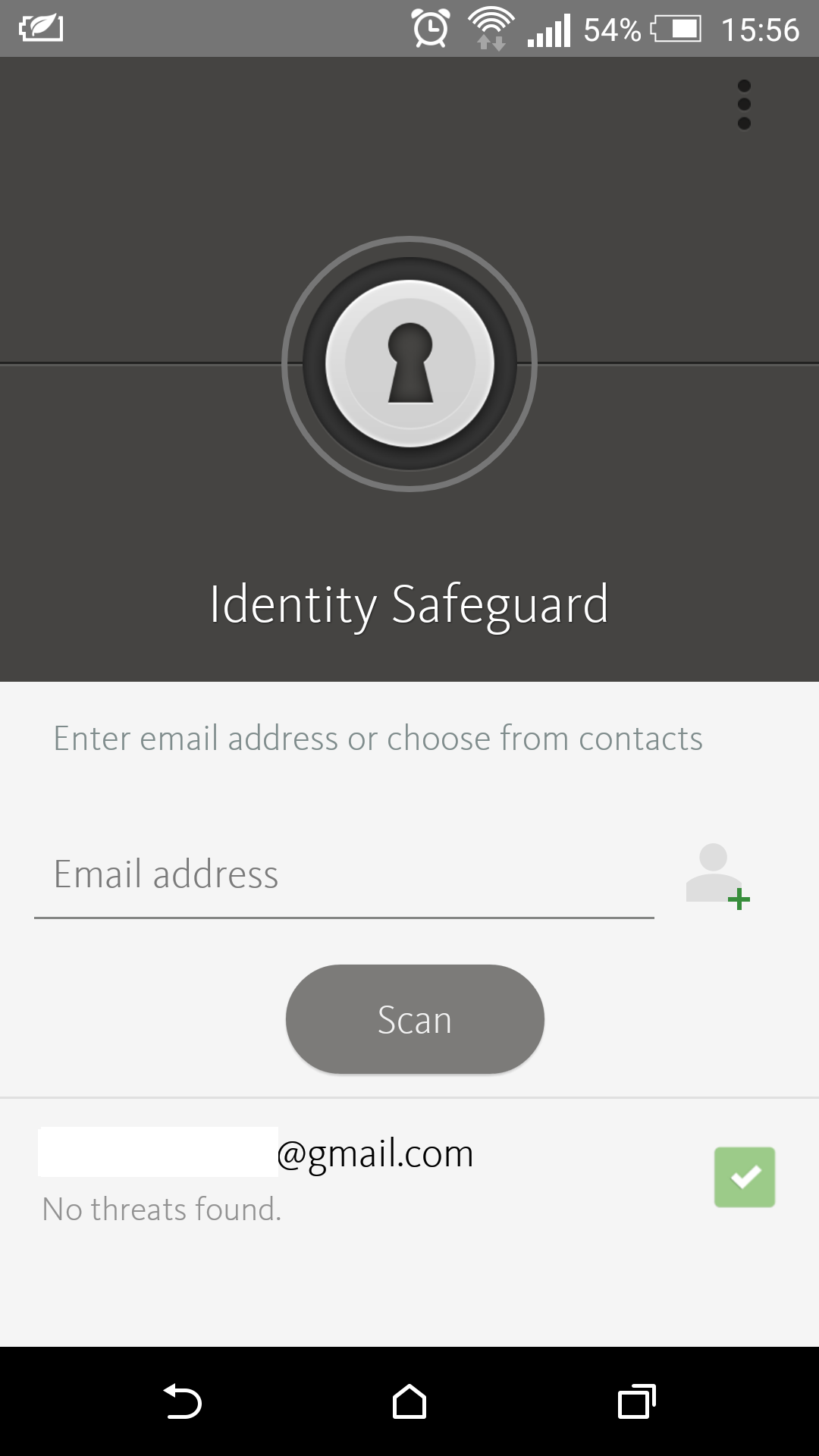 Identity Safeguard