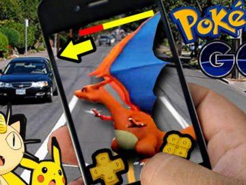 Augmented Malware with Pokémon Go