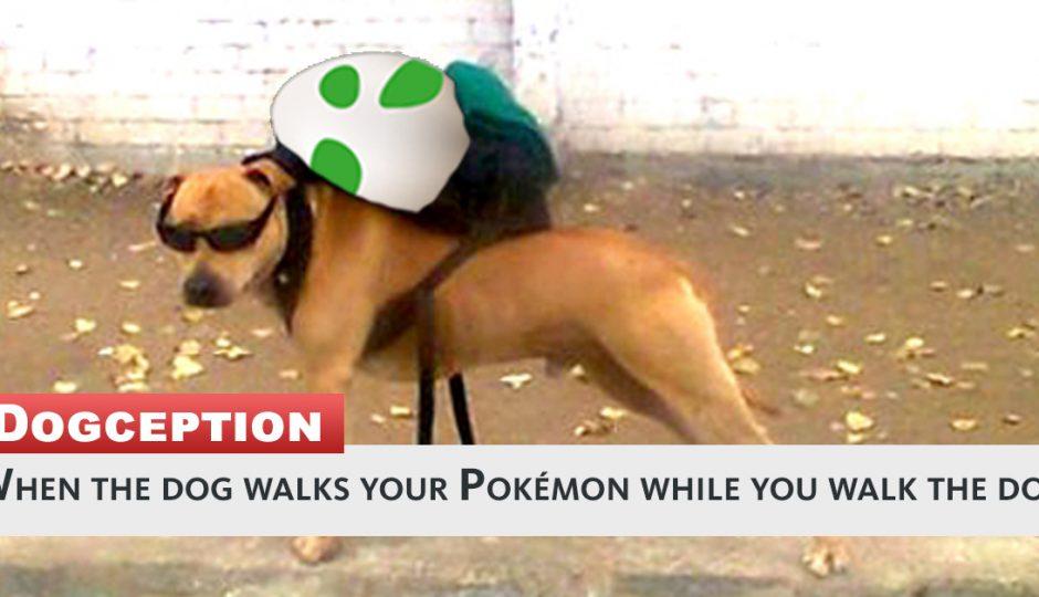 Pokémon Go mode