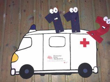 Bundeswettbewerb der Bereitschaften, paramedics competition