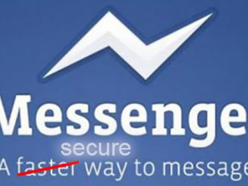 Howto: Encrypt your messages in the Facebook messenger, Howto: Nachrichten im Facebook-Messenger verschlüsseln