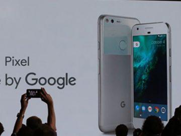 Google Pixel Smartphone - Header Smartphone Pixel