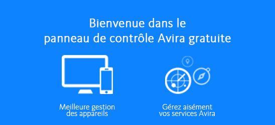Avira Connect – panneau de commande de gestion gratuit