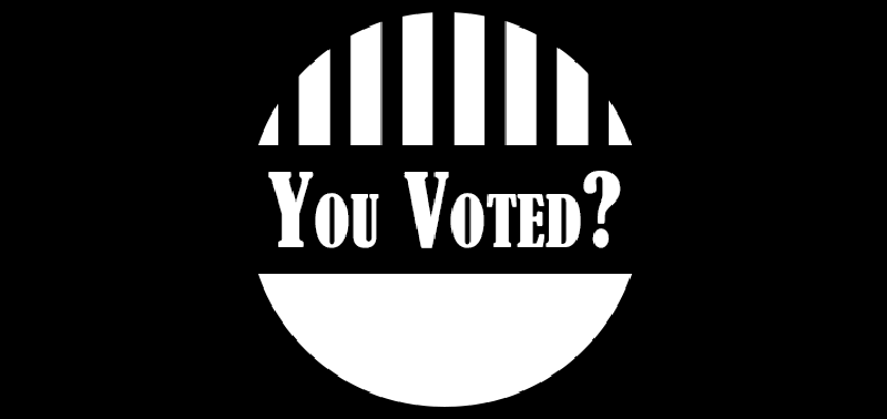 You voted? Wahl, voter, vota