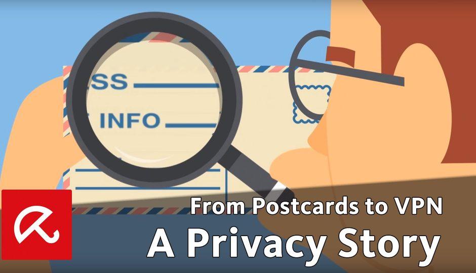 Video: Von Postkarte zu VPN – Eine Geschichte über Privatsphäre