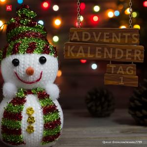 Avira Adventskalender - Tag 1