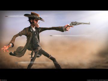 I DDoS-ed the sheriff, but I did not DDoS the deputy