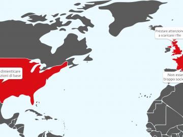 Safer InternetDay World Map