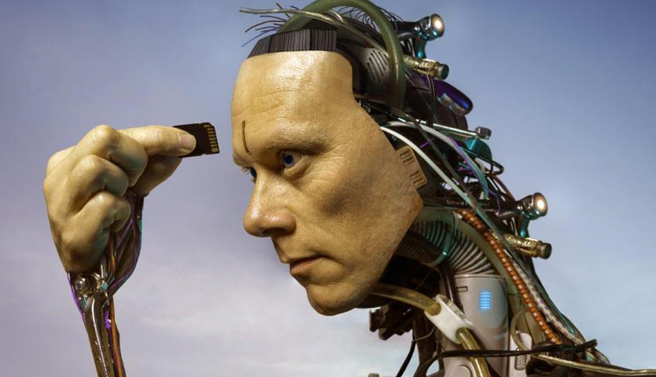 Here come the new office cyborgs: One of them could be you, cyborg