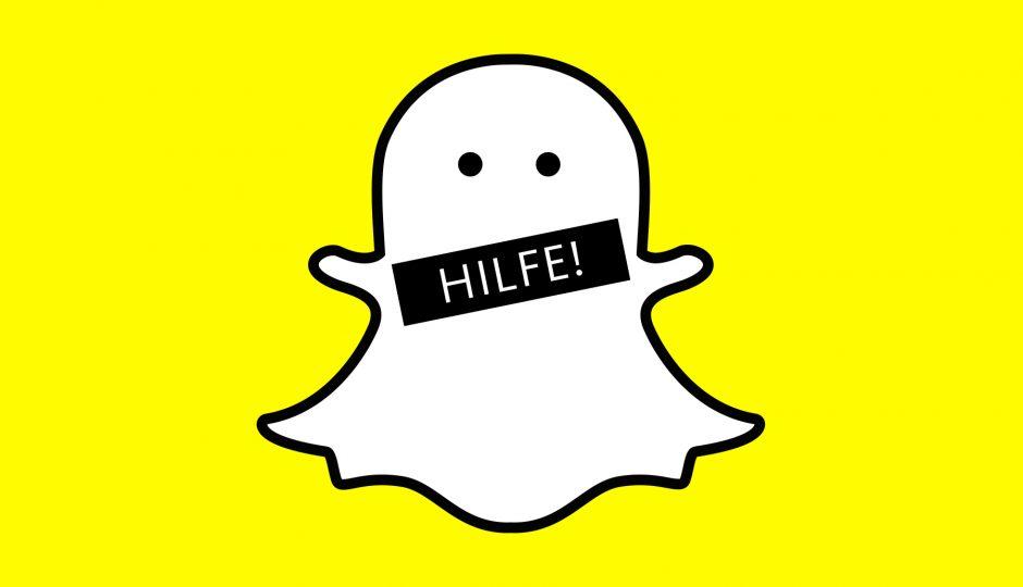 Snapchat-Account weg? So bekommt ihr wieder Zugriff