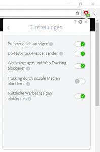 The nastiest ad is malware - in-post adblocker settings