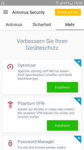 Avira Antivirus Security – noch bessere Oberfläche und Features - in-post