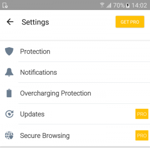 Avira Antivirus Security – fresh interface and friendly features - in-post
