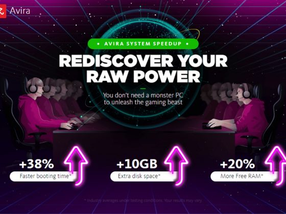 Raise the fun potential with Avira Game Booster