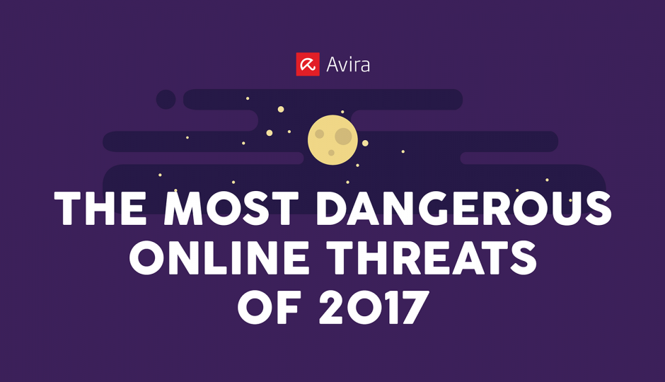 Decoding pickpockets and malware - the most dangerous online threats of 2017