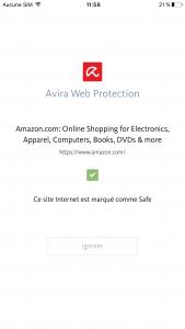 La nouvelle version d'Avira Mobile Security pour iOS est maintenant disponible - Dites non au phishing et protégez votre identité - in-post