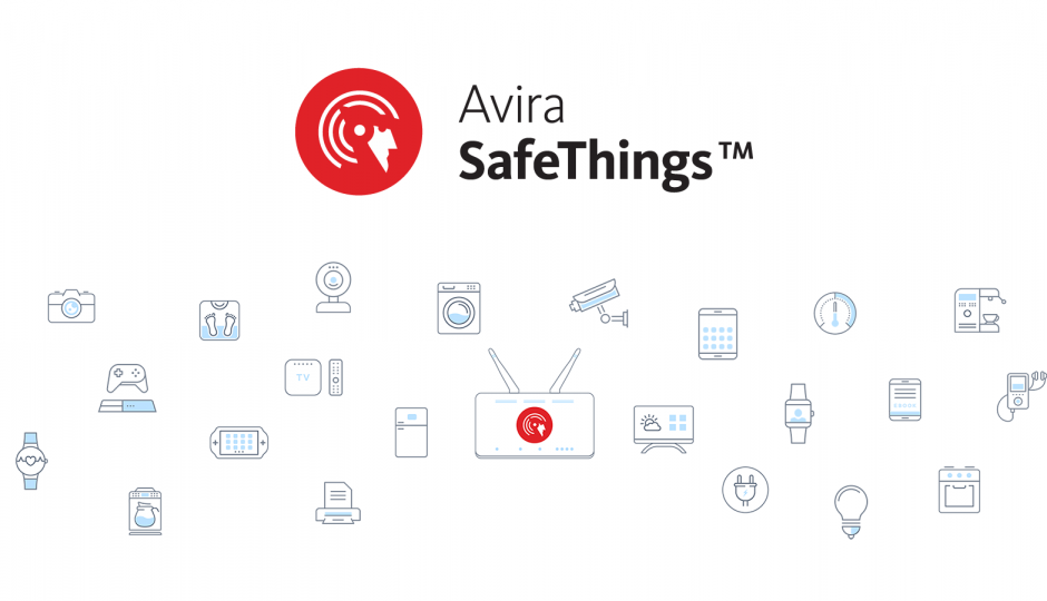 Avira SafeThings™ reimagines home security in the IoT world: a house without extra boxes