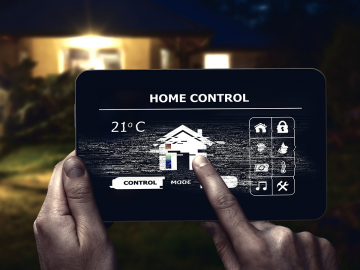 Putting security into the smart home, Domotique, casa intelligente