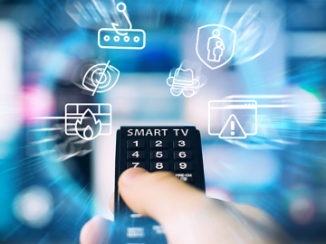 Your smart TV is spying on you, Smart-TV