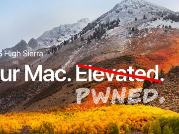 Mac users: Change your root account password now!