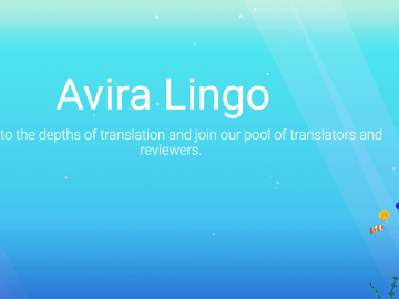 There is a new translation tool in town - Avira Lingo 2.0