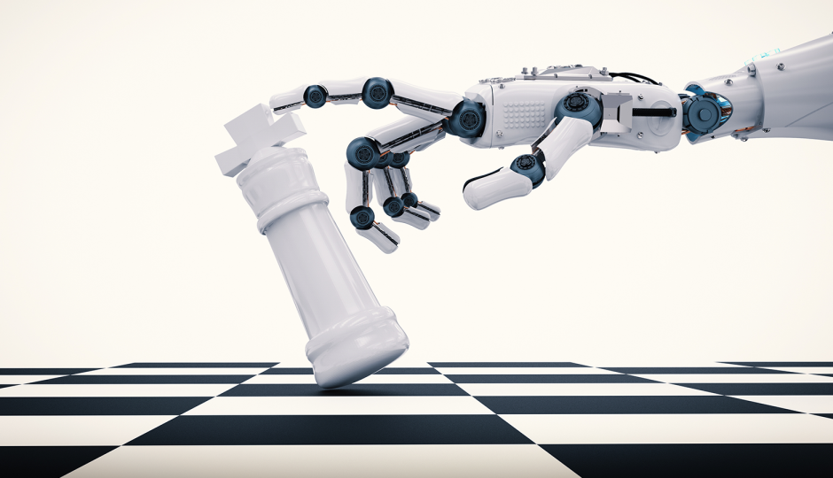 What's the game plan with AI? Limits and opportunities in AI - KI, IA