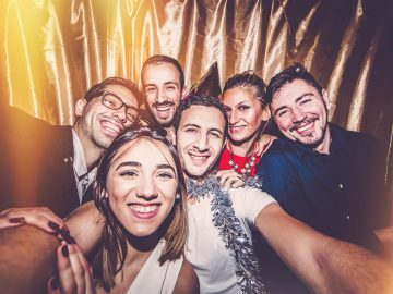 Party like a star: the three golden rules of privacy - Privatsphäre