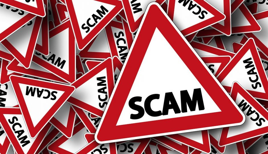 Scamming 2018 style: The email trap - scam