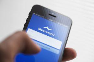 Eher weniger sicher: Facebooks Messenger