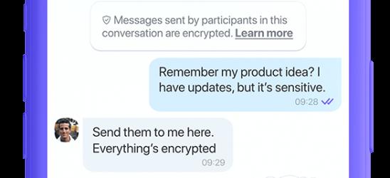 Chat-App: Viber