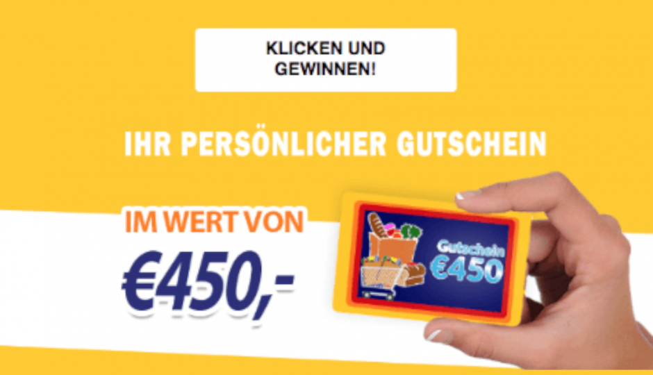 Don't go trusting just any old coupon - Gutschein, Bon d'achat, Bonus