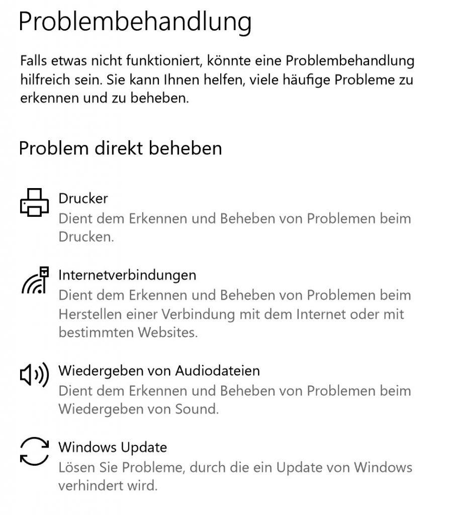 Windows 10-Sicherheitscenter: Die Firewall im Griff - in-post