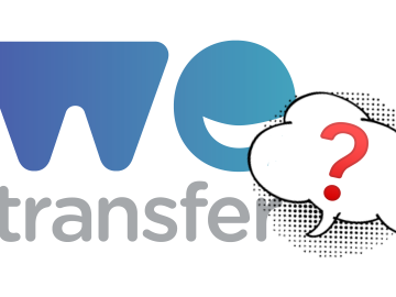 How to transfer files securely vie WeTransfer