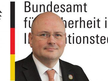 Interview Arne Schönbohm (Präsident des Bundesamtes für Sicherheit in der Informationstechnik, BSI)/Axel Telzerow: