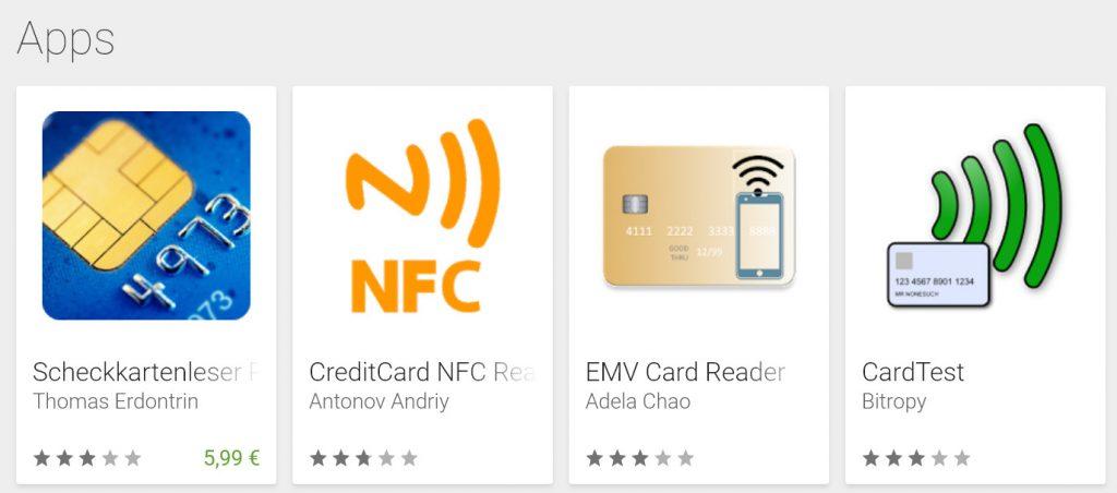 Frage der Woche: Wie sicher ist kontaktloses Bezahlen? - NFC Apps