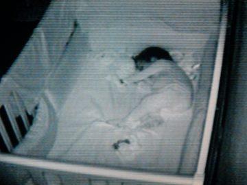 Spying Baby Camera