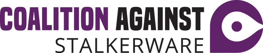 Coalition Agains Stalkerware - Logo