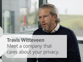 We don't sell your data | Avira CEO Travis Witteveen