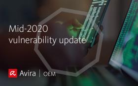 Vulnerability update – mid 2020