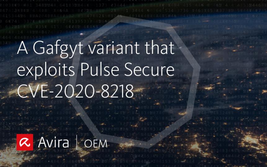 Gafgyt Pulse Secure