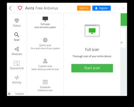 pc windows 7 avira antivirus software free download
