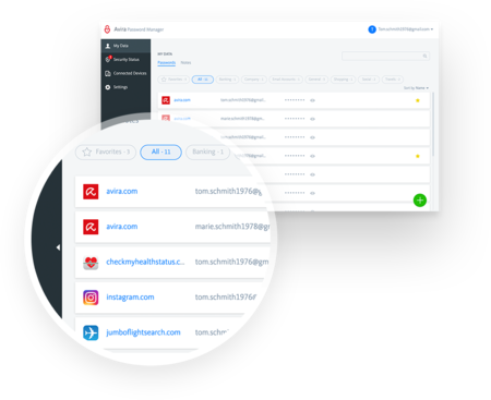 Avira Password Manager | Secure & Easy