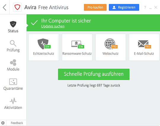 viren und spyware schutz kostenlos download